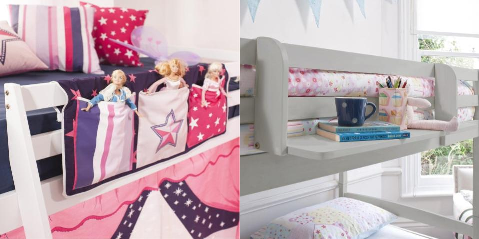 kids shared bedroom ideas bed storage accessories