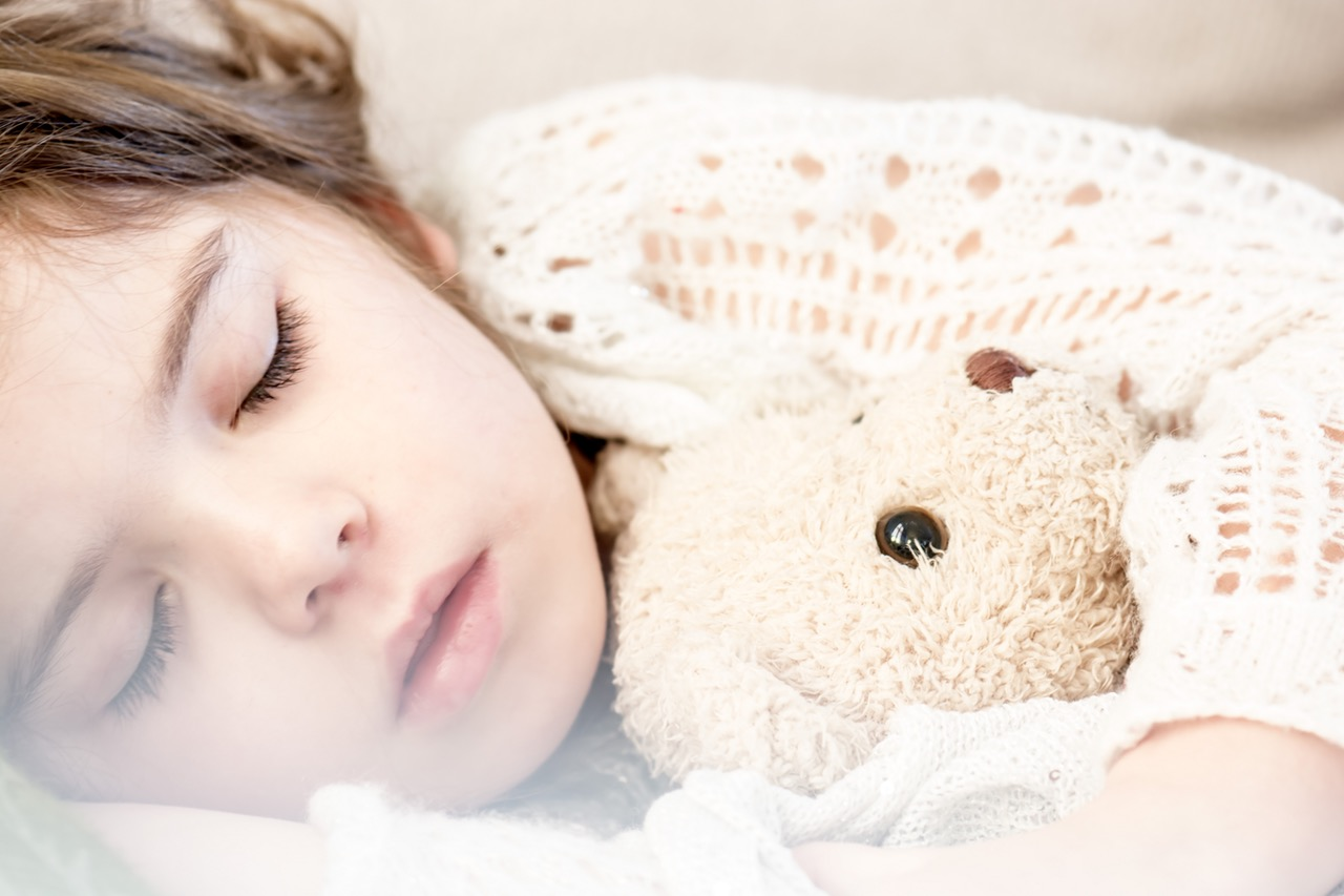 child sleep facts