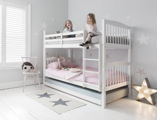 kids shared bedroom ideas