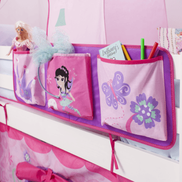 Bed Tidy in Fairies Design Bed Organiser
