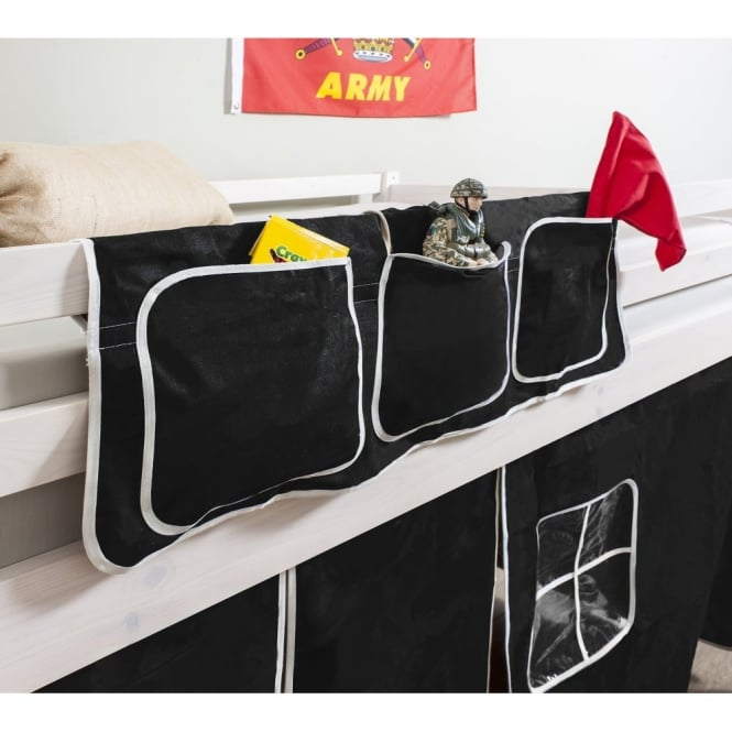 Pirates Bed Tidy in Pirates Design with Pockets Bed Organiser