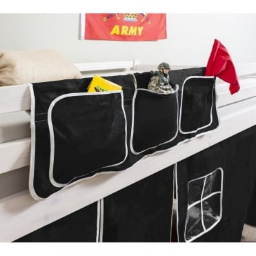 Bed Tidy in Pirates Design with Pockets Bed Organiser