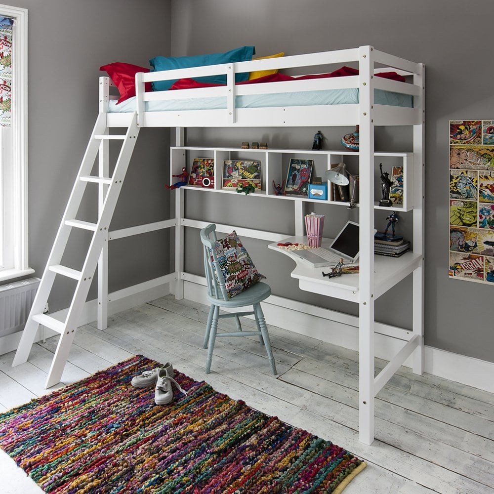 Cabin Bed High Sleeper New York ...