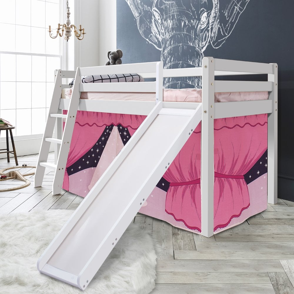 Showtime Cabin Bed With Slide Amp Tent Noa Amp Nani