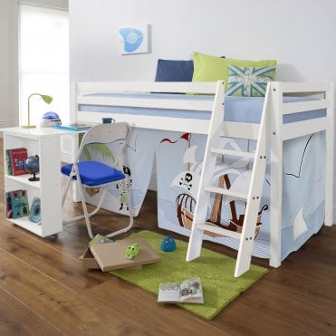 Cabin Beds With Desks Kids Cabin Beds With Desks Noa Nani