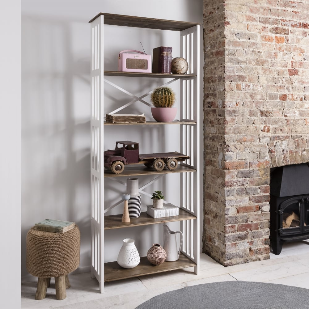 Canterbury Shelf Bookshelves Shelving Unit Furniture From Noa And Nani
