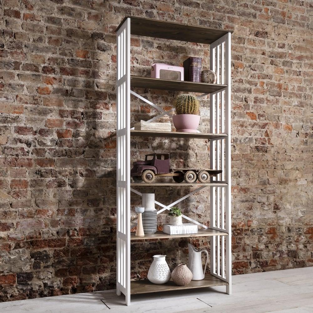 Canterbury 6 shelf bookshelves shelving unit