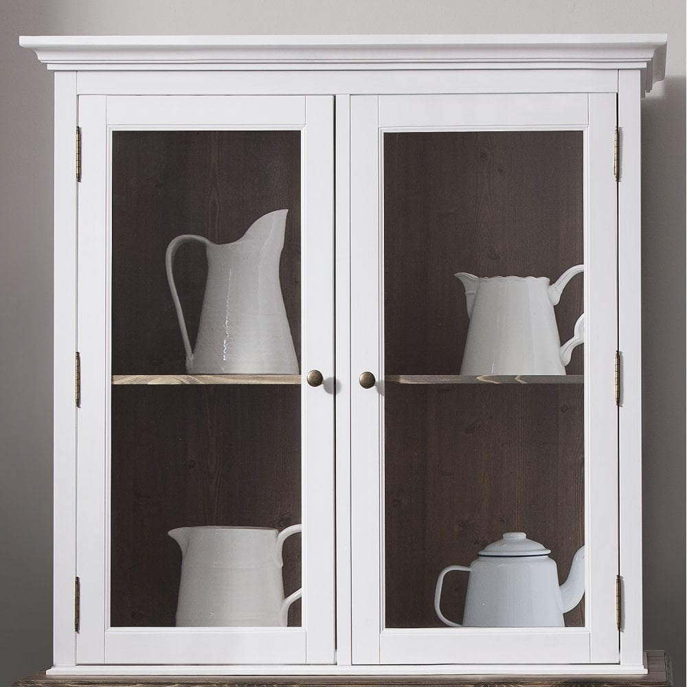 Canterbury Dresser Top In White And Dark Pine Noa Nani