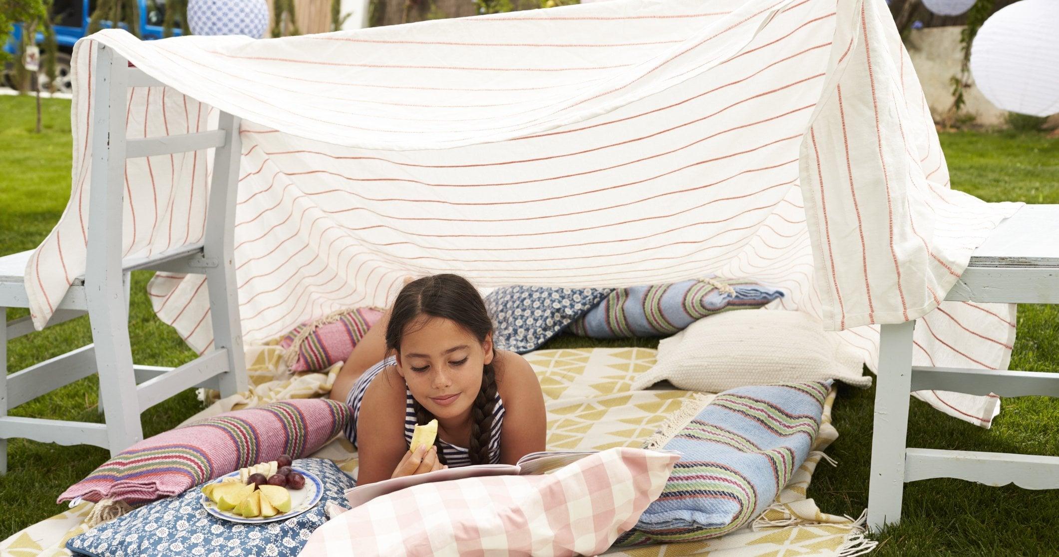 Den Building Ideas Build Bed Dens Outdoor Indoor Den Building Noa Nani