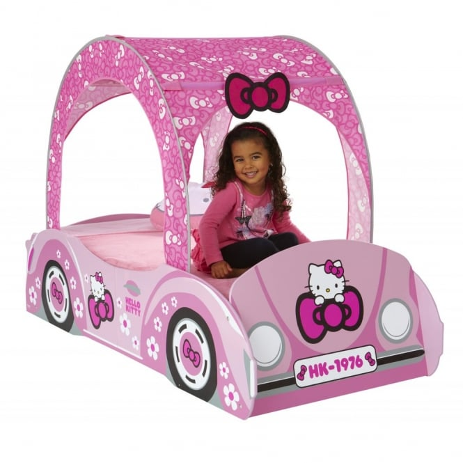 Hello Kitty Hello Kitty Feature Toddler Bed