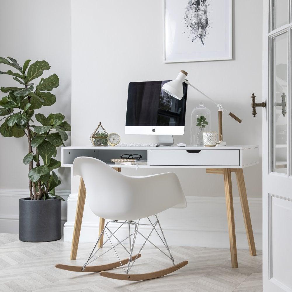 Ludvig Office Desk Computer Table Noa An Nani
