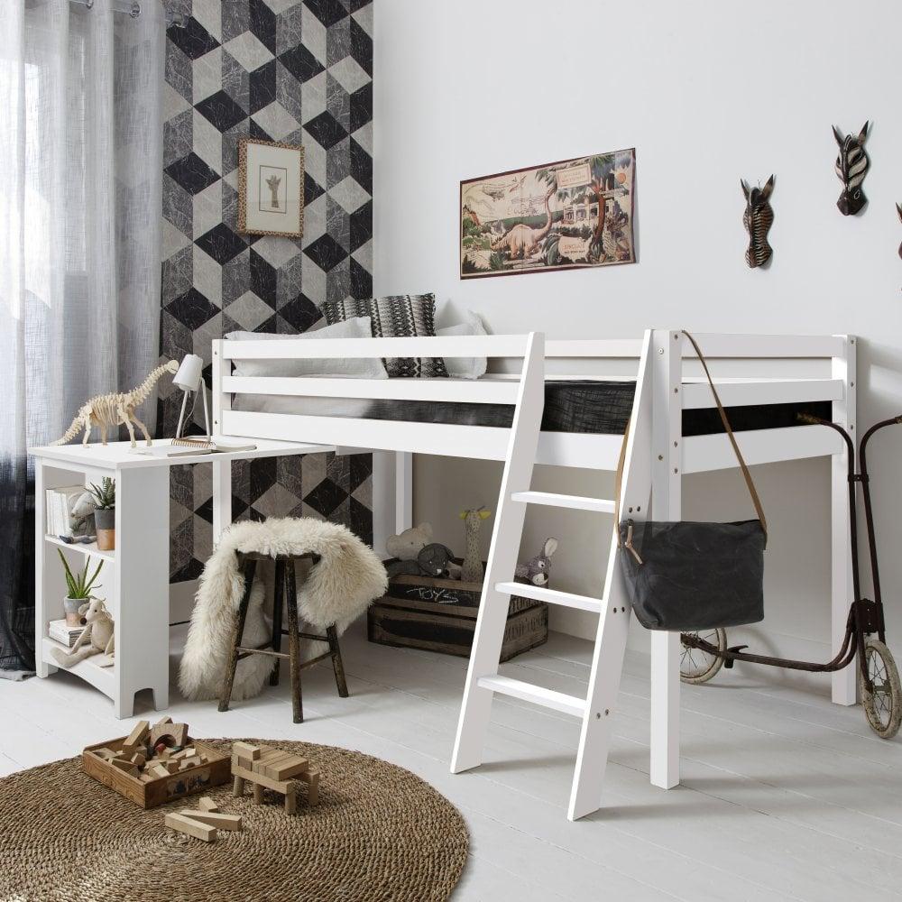 Midsleeper Cabin Bed with Desk | Noa & Nani