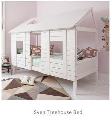 Sven Treehouse Bed