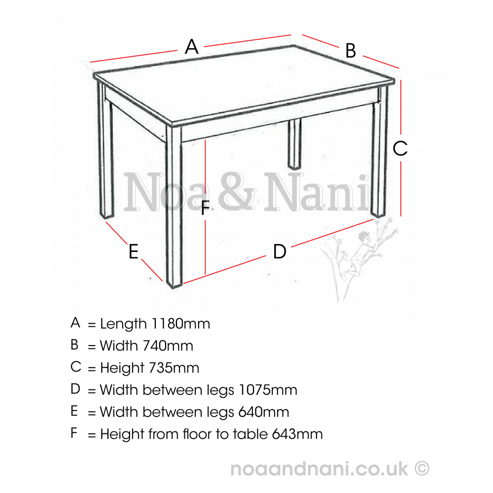 Pink Fairy Wishes Bench Seat With Storage Toy Box Seating: Annika Dining Table With 4 Chairs 140cm White