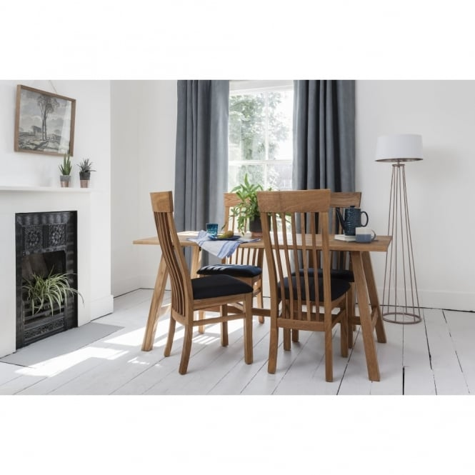 Noa and Nani Bosham Dining Table in Solid Oak