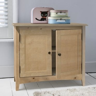 Cabinet Underbed Storage Unit in Natural