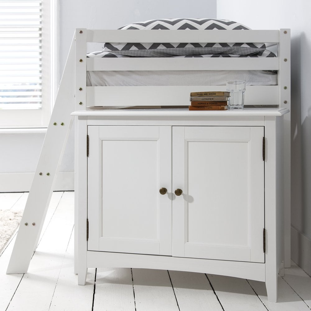 Cabinet Underbed Storage Unit In White Noa Amp Nani