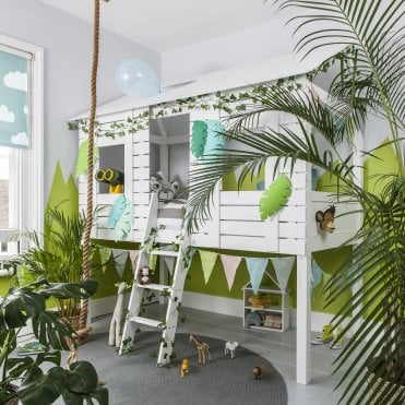 Christopher Midsleeper Jungle Treehouse Bed