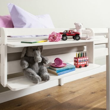 Double Shelf for Cabin or Bunk Beds