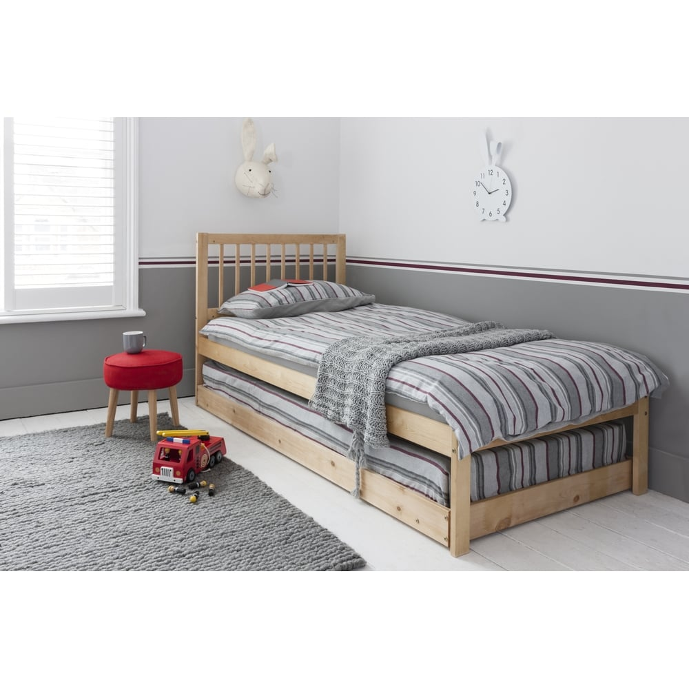 Elsa Day Bed With Trundle Pull Out Noa Nani