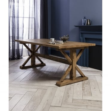 Faversham Dining Table in Oak