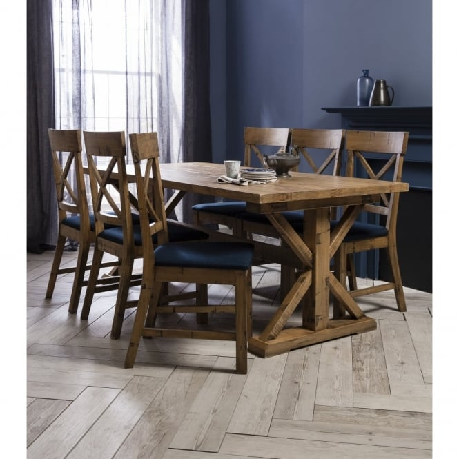 Noa and Nani Faversham Dining Table with 6 Chairs