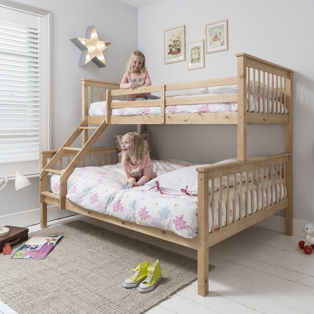 68 Best Images About Loft Beds On Pinterest: Hannah Triple Bunk Bed