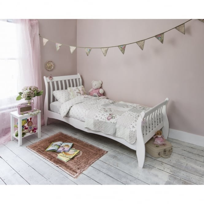single sleigh bed. Black Bedroom Furniture Sets. Home Design Ideas
