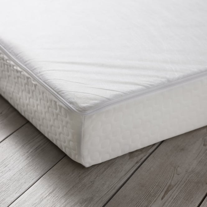 Noa and Nani Single Mattress Hypoallergenic High Density Foam Shorty Fits New York Cabin Bed