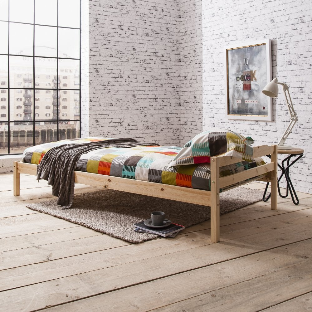 Single bed frame design - Sussex Single Bed 3ft Bed Frame