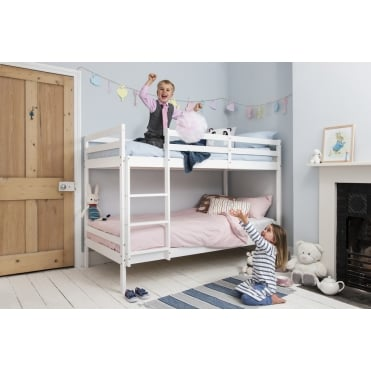 Otto Bunk Bed in White