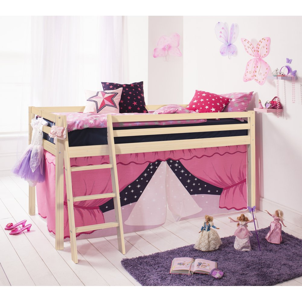 Showtime Mid Sleeper Cabin Bed Tent