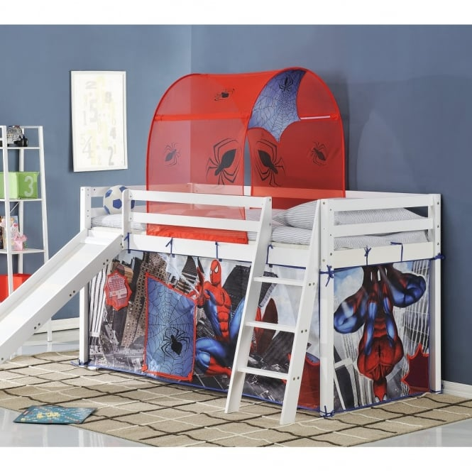 Cabin Bed Midsleeper With Slide