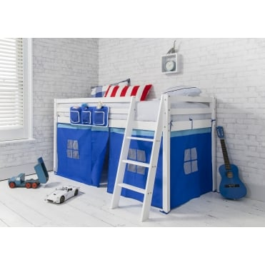 Tent for Midsleeper Cabin Bed in Blue NW