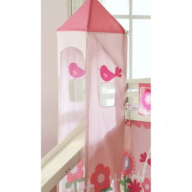 Floral Top Tower for Cabin Bed in Floral Design