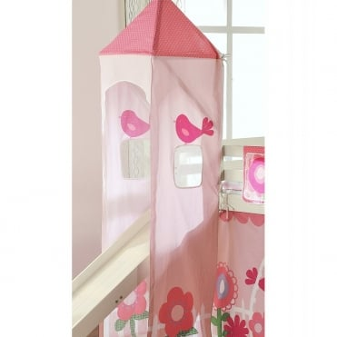 Top Tower for Cabin Bed in Floral Design