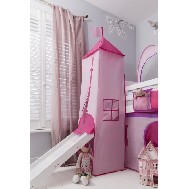 Tower for Cabin Bed in Pink