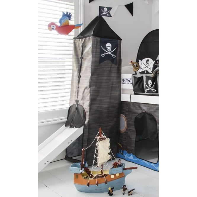 Tower for Cabin Bed in Pirate Hideaway design