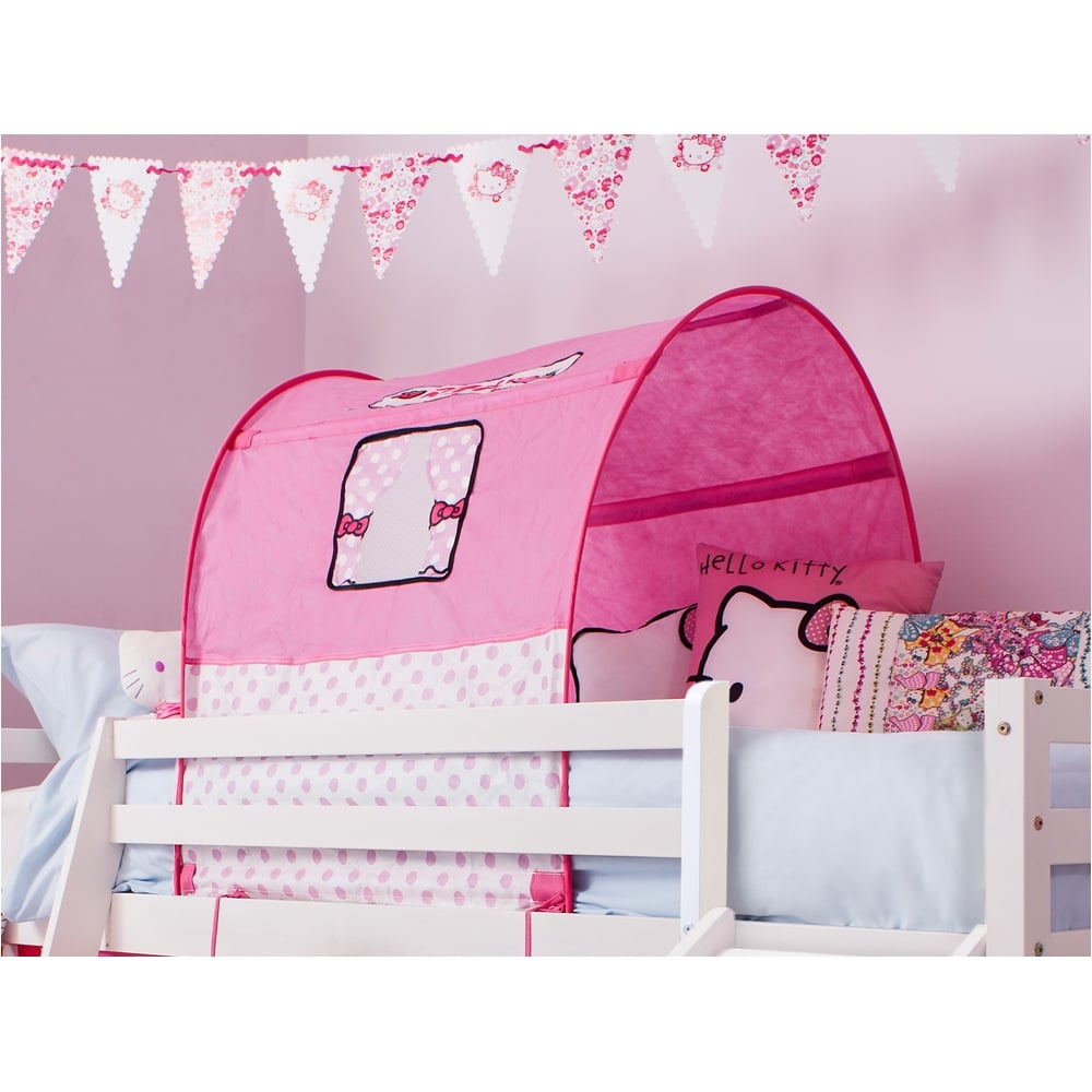 hello kitty tunnel for midsleeper cabin bed in hello kitty. Black Bedroom Furniture Sets. Home Design Ideas
