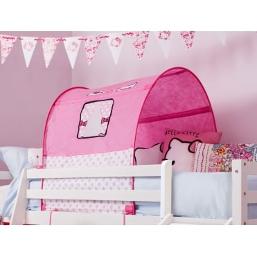 Tunnel for Midsleeper Cabin Bed in Hello Kitty Design