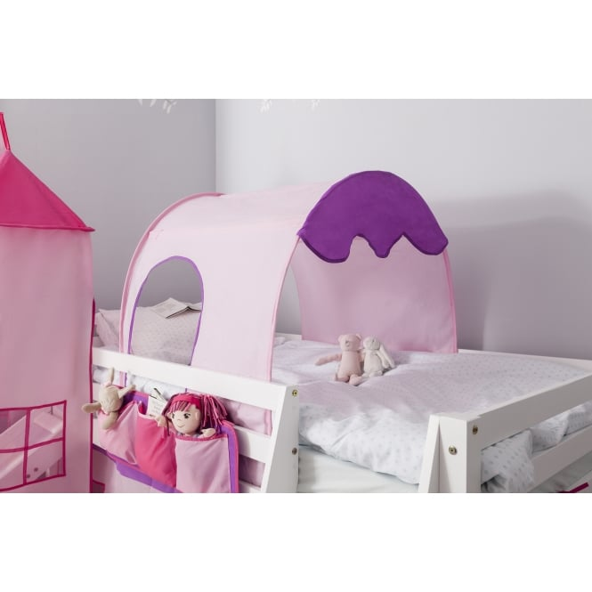 Tunnel for Midsleeper Cabin Bed in Pink NW